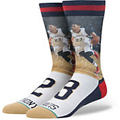 Stance New Orleans Pelicans Anthony Davis Crew Socks