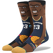 Stance New Orleans Pelicans Anthony Davis Toon Socks