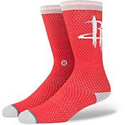 Stance Houston Rockets Jersey Crew Socks