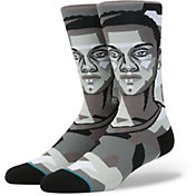 Stance Philadelphia 76ers Ben Simmons Mosaic Crew Socks