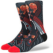 Stance Portland Trail Blazers Damian Lillard Sketchbook Crew Socks