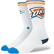 Stance Oklahoma City Thunder Jersey Crew Socks