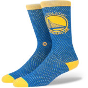 Stance Golden State Warriors Jersey Crew Socks