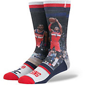 Stance Washington Wizards Bradley Beal/John Wall DC Rising Crew Socks
