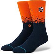 Stance Auburn Tigers Dip-Dye Socks