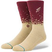 Stance Florida State Seminoles Dip-Dye Socks