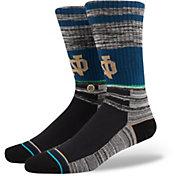 Stance Notre Dame Fighting Irish Heather Varsity Socks