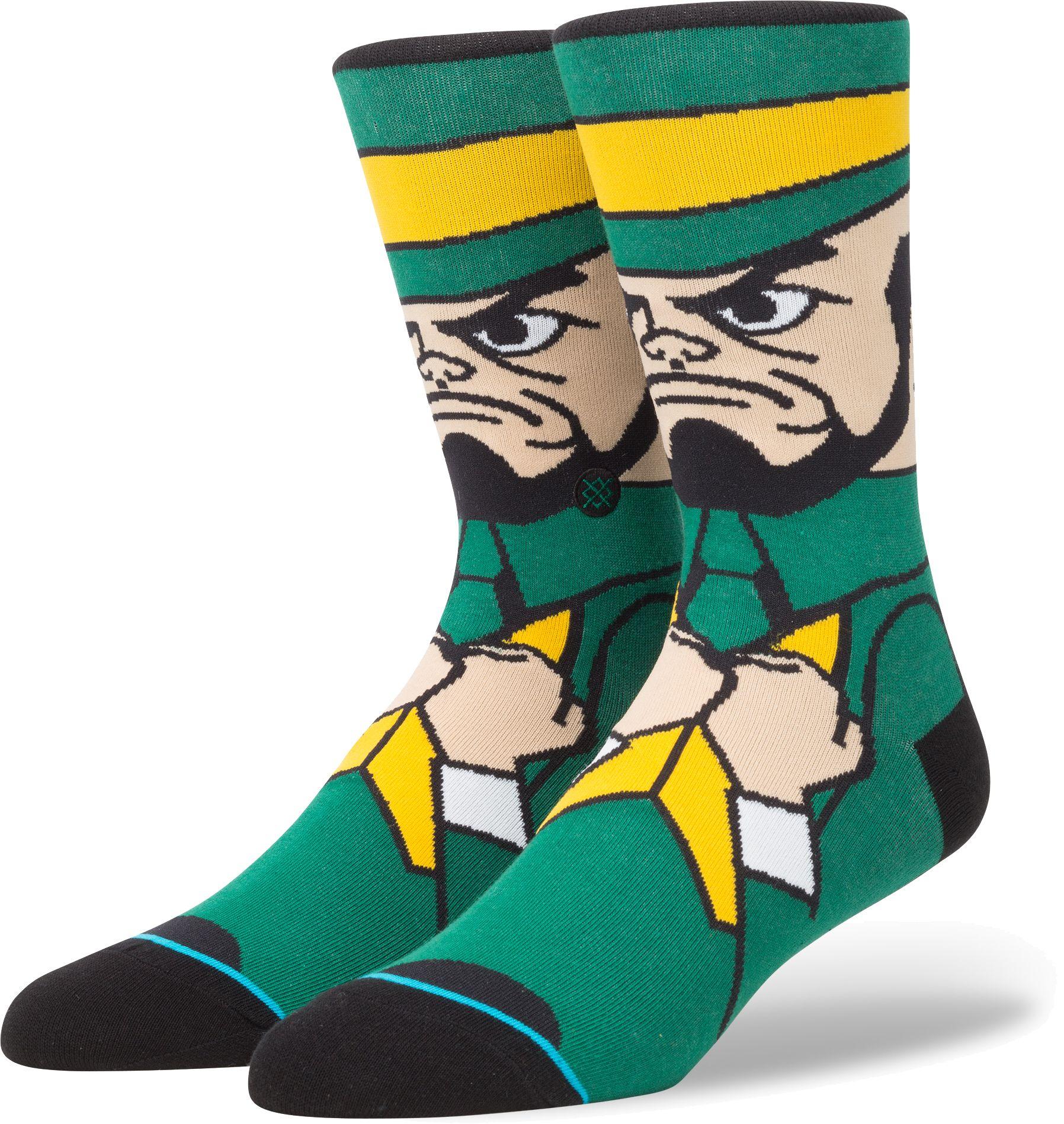 Product Image Stance Notre Dame Fighting Irish Mascot Socks