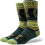 Stance Oregon Ducks Mazed Socks