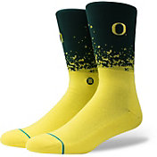 Stance Oregon Ducks Dip-Dye Socks