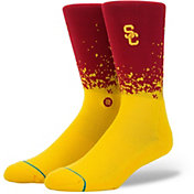 Stance USC Trojans Dip-Dye Socks