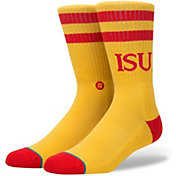 Stance Iowa State Cyclones Striped Socks