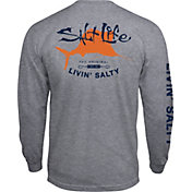 Salt Life Men's Big Shot Long Sleeve Shirt