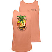Salt Life Men's Feet Up and Anchor Down Tank Top