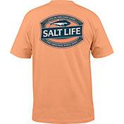 Salt Life Men's Life in the Cast Lane T-Shirt