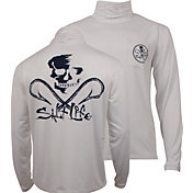 Salt Life Men's Aquashield SLX UVapor Performance Long Sleeve Shirt