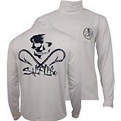Salt Life Men's Aquashield SLX UVapor Performance Long Sleeve Shirt