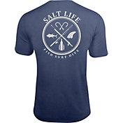 Salt Life Men's Salt Fix SLX UVapor Performance T-Shirt