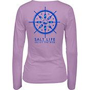 Salt Life Women's Enjoy the Ride Long Sleeve Shirt