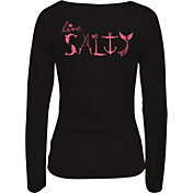 Salt Life Women's Salty Icons Long Sleeve Shirt
