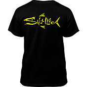 Salt Life Boys' Fish Bite T-Shirt