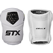 STX Men's Cell IV Lacrosse Elbow Pads