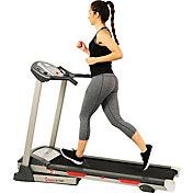 Sunny Health & Fitness Motorized Folding Treadmill