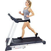 Sunny Health & Fitness Smart Treadmill w/ Auto Incline