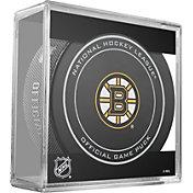Sher-Wood Boston Bruins 100th Anniversary Puck