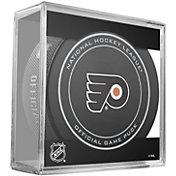 Sher-Wood Philadelphia Flyers 100th Anniversary Puck