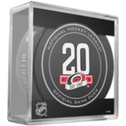 Sher-Wood Carolina Hurricanes 100th Anniversary Puck