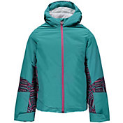 Spyder Girls' Charm Insulated Jacket