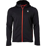 Spyder Men's Chambers Full Zip Fleece Hoodie