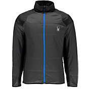 Spyder Men's Glissade Full Zip Insulated Jacket