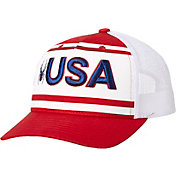Spyder Men's USA Trucker Hat
