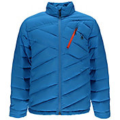 Spyder Men's Syyround Down Jacket