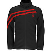 Spyder Men's Vintage Stryke Fleece Jacket