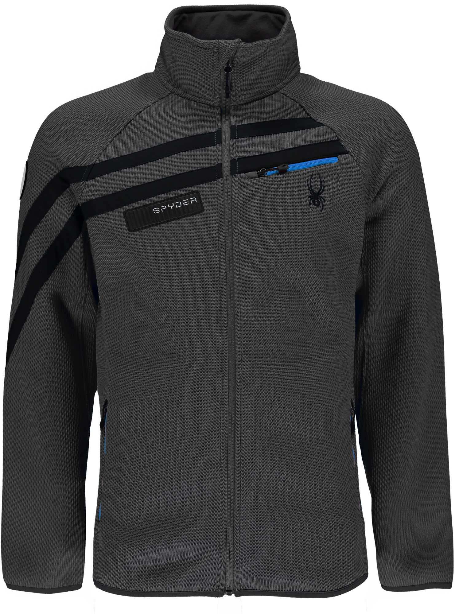 Spyder men's alps fleece jacket