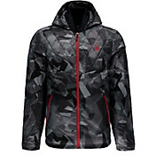 Spyder Men's Ouzo Synthetic Down Jacket