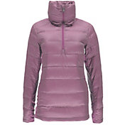Spyder Women's Solitude Half Zip Down Jacket