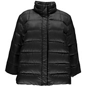 Spyder Women's Solitude Crop Down Jacket