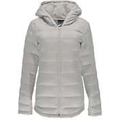 Spyder Women's Solitude Hooded Down Jacket