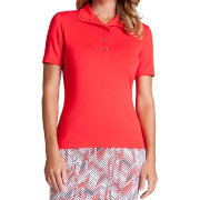 Tail Women's Giada Short Sleeve Golf Polo