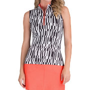 Tail Women's Cindy Sleeveless Golf Polo