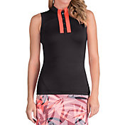 Tail Women's Morgan Sleeveless Golf Polo
