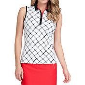 Tail Women's Andrea Sleeveless Golf Polo