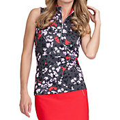 Tail Women's Rendezvous Fannie Sleeveless Golf Polo