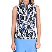 Tail Women's Modern Oasis Fannie Sleeveless Golf Polo