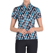 Tail Women's Viper Printed Golf Polo
