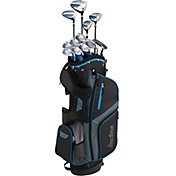 Tour Edge Bazooka 360 17-Piece Complete Set – Black/Blue